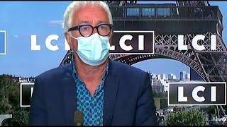 """🔴 VARIANT : """"Nous sommes dans une situation de guerre"""" Pr Gilles Pialoux, infectiologue"""