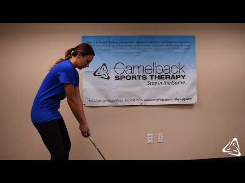 Golf Posture - Camelback Sports Therapy