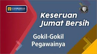 Jumat Bersih Kanwil Kemenkumham D. I. Yogyakarta