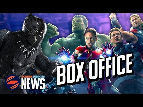 Black Panther Beats Avengers, Continues Historic Run - Charting with Dan!