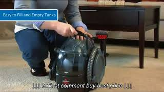 BISSELLCarpet Cleaner   1% OFF BISSELL SpotClean Professional Portable Carpet Cleaner 3624