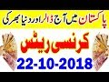 Pakistan Today US Dollar And Gold Latest News | PKR to US Dollar | Gold Price in Pakistan 22-10-18