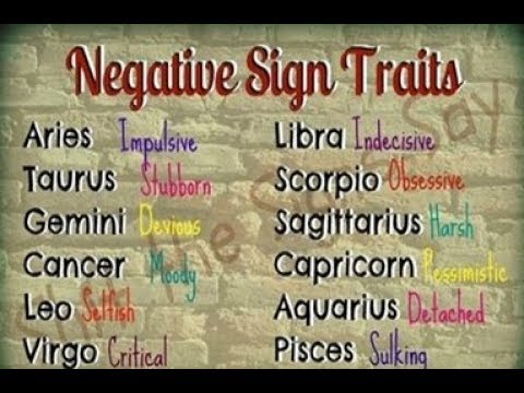 A Real Scorpio Man: Signs of the Zodiac Negative Traits part 1