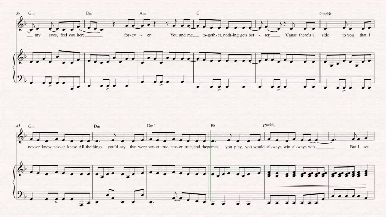 Cornet set fire to the rain adele sheet music chords cornet set fire to the rain adele sheet music chords vocals youtube hexwebz Images