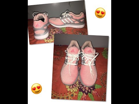 adidas-women's-running-energy-cloud-shoes--unboxing-||-anisha-anny