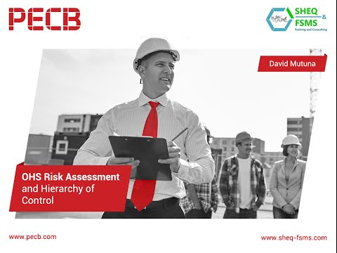 OHS Risk Assessment and Hierarchy of Control