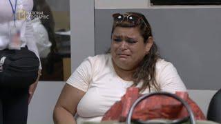 Kobieta podróżowała ze swoimi dziećmi i kokainą [Alarm na lotnisku]