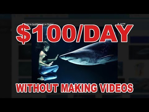How To Make Money On Youtube In 2019 (Without Recording)