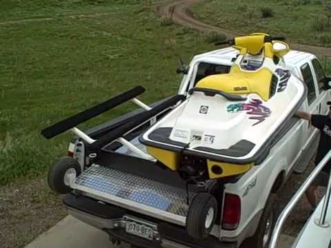 Loading Your Wave Runner The Easy Way Elevation Trailers