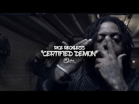 """Rico Recklezz - """"Certified Demon"""" (Official Music Video)"""