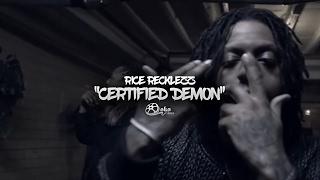 Смотреть клип Rico Recklezz - Certified Demon