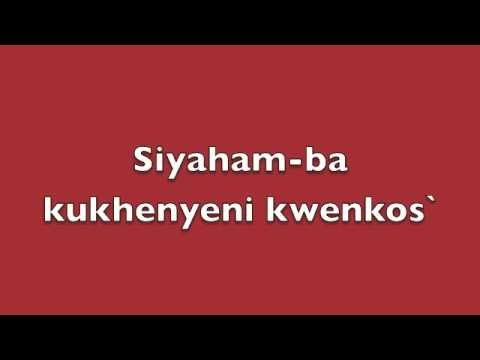 Siyahamba 1a veu