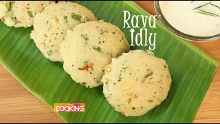 Quick Rava Idli  Instant Breakfast Recipe