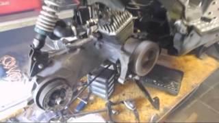 Rénovation et préparation moteur Peugeot TKR