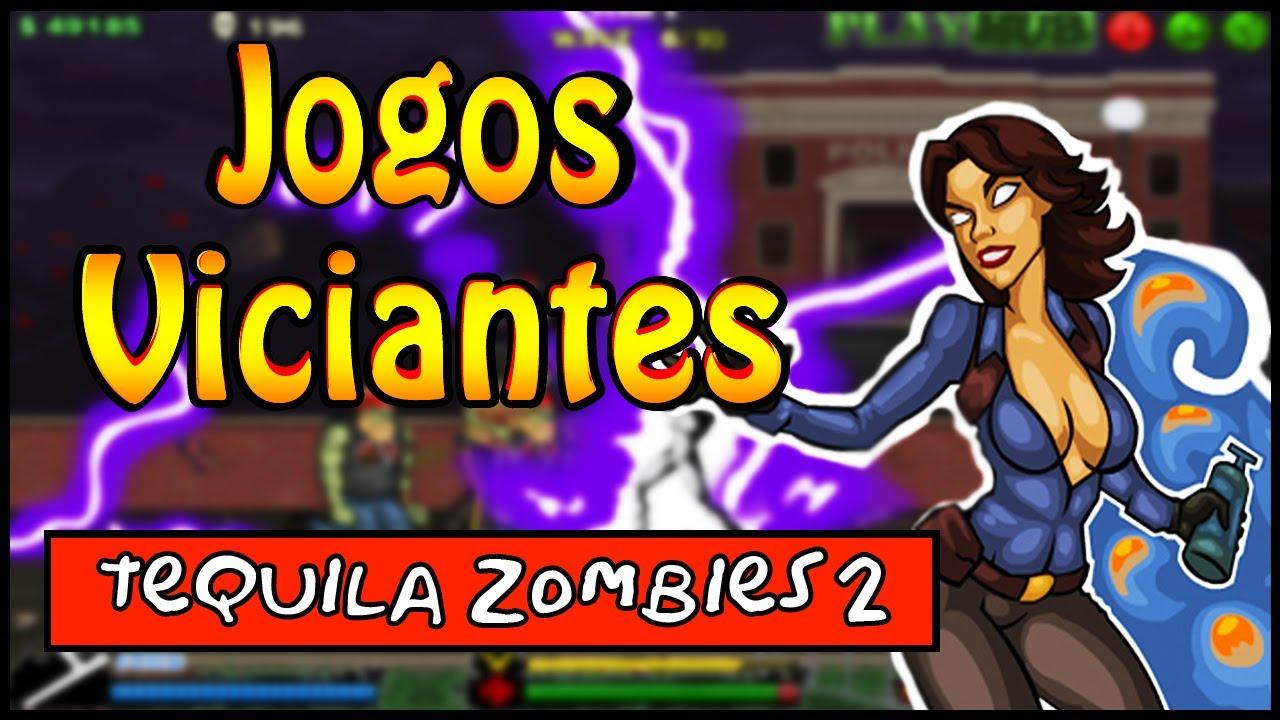 um dos jogos mais viciantes da internet tequila zombie 2