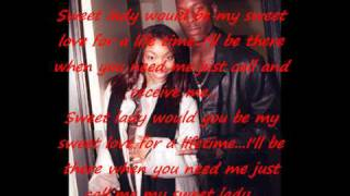 Tyrese - Sweet Lady (Lyrics)