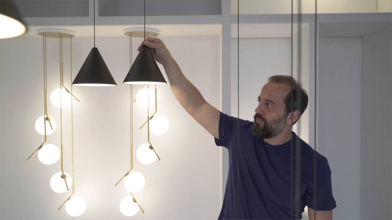 A Visit To Flos With Michael Anastiades