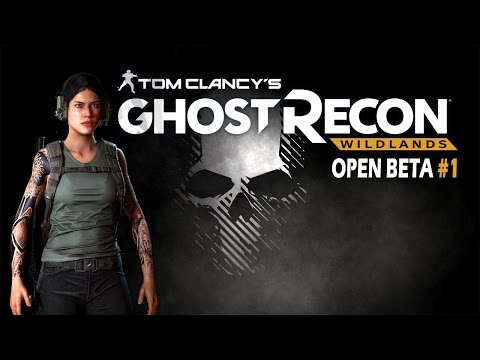 Muantap ULTRA graphics !! Tom Clancy's Ghost Recon OPEN BETA game #1 - indonesia