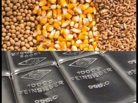 Grain to Silver Price Ratio