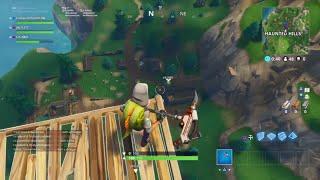 Funniest troll moment (Doing 500+ Damage) Fortnite Battle Royale