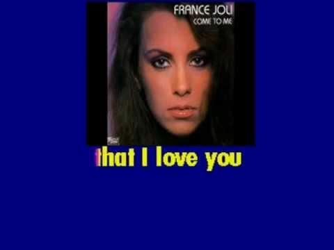 Karaoke: France Joli - Come To Me