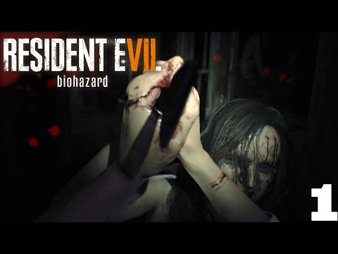 WELCOME TO THE FAMILY SON! BOSS: MIA  Resident Evil  Biohazard 7  01