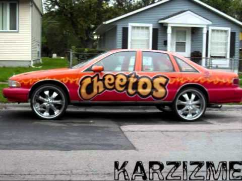 custom car is a rolling monument to cheetos neatorama custom car is a rolling monument to