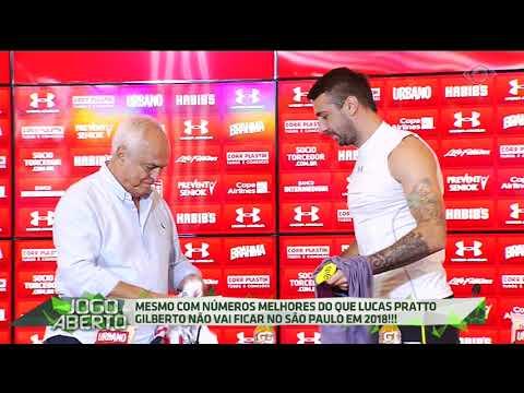 Gilberto Não Irá Renovar O Seu Contrato Com O São Paulo