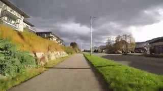 Ålesund maraton løype