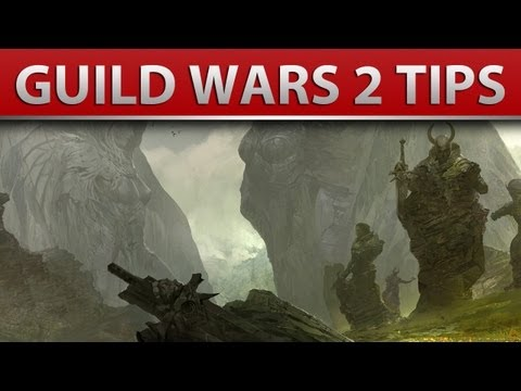 Guild Wars 2 Tips: How I Leveled So Fast & Good Armor For All Levels