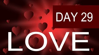 Love Meditation for Unconditional Love and Inner Peace - Day 29