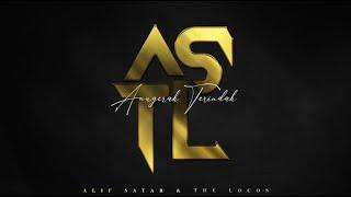 Alif Satar & The Locos - Anugerah Terindah (Official Audio)