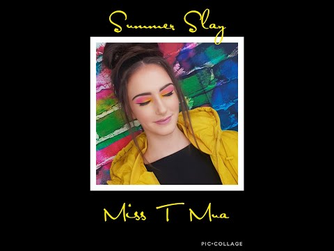 Summer Slay... James Charles Palette...Miss T thumbnail