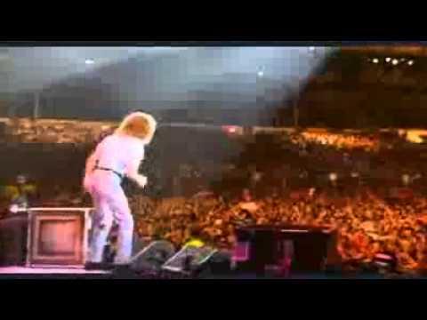 2.Queen I Want It All Roger Daltrey and Tony Iommi Live At Wembley Stadium April 20,1992