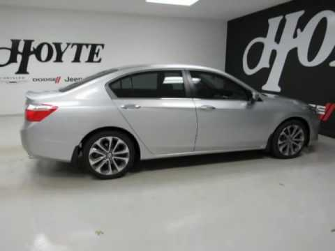 2014 Honda Accord Sport For Sale >> 2014 Honda Accord Sedan Sport Used Silver Car For Sale Grapevine Tx