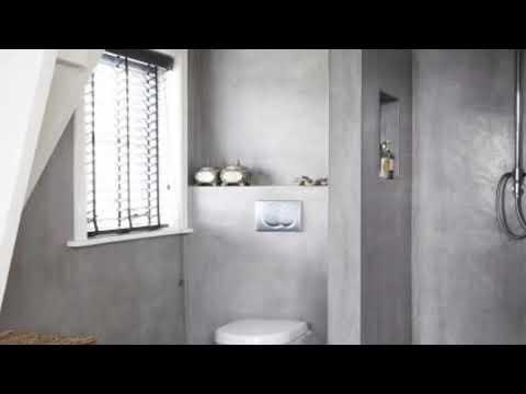 Great Design Ideas for Stylish Ways Use Concrete Bathroom Design Ideas