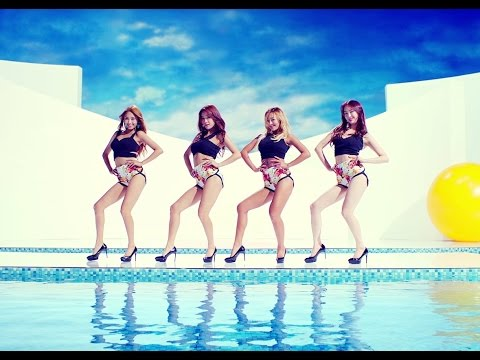 Клип SISTAR - Touch my body