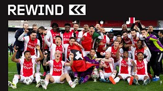 🎞 REWIND | Ajax - Vitesse | This one is for the fans 🏆