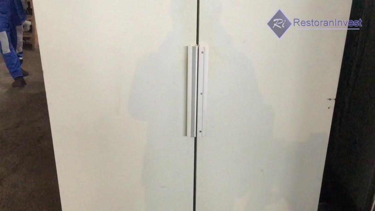Шкаф холодильный б/у ZANUSSI ALP 1103 - YouTube