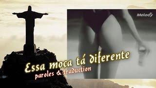 Essa moça tá diferente, by Stan (Chico Buarque) avec paroles et traduction