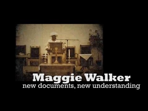 Maggie Walker: New documents, new understanding
