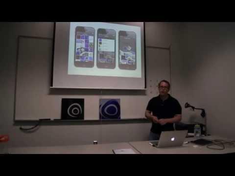 Paul Solt's Artwork Evolution App Masters Defense 2014