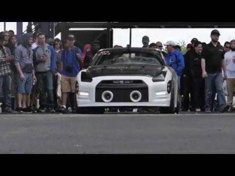2000+HP ALPHA G DRAG GTR!