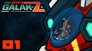 Galak-Z Is Now Steampowered! - Let