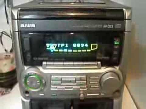 Aiwa CX - NMA 545 (Tape 1)