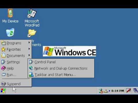 emulator windows ce 6.0