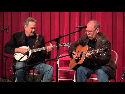 Mark Johnson with Emory Lester - Hodgkiss Hill | Midwest Banjo Camp 2015