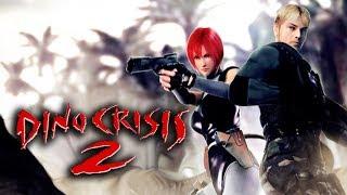 Dino Crisis 2 - Полное прохождение игры на русском