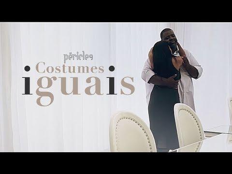 Péricles - Costumes Iguais (Videoclipe Oficial) | CD Deserto da Ilusão