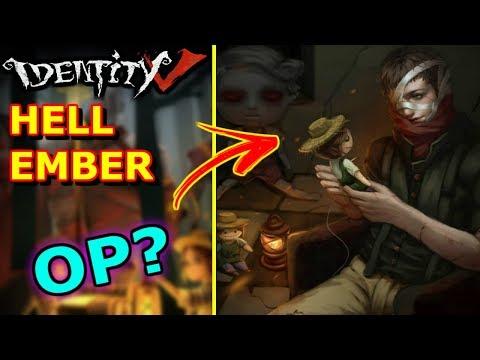 ¿El Hell Ember está OP? | IDENTITY  V ESPAÑOL | GAMEPLAY ESPAÑOL